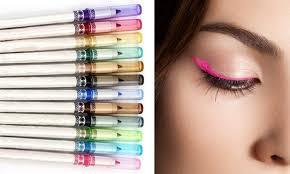 مداد چشم رنگی
